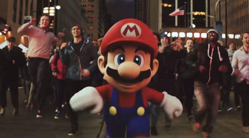 Super Mario run live action