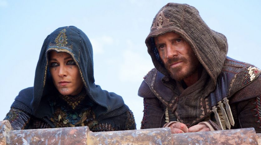 Assassin's Creed movie 1