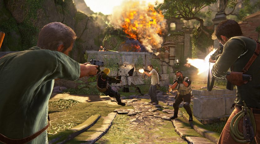 uncharted4survival