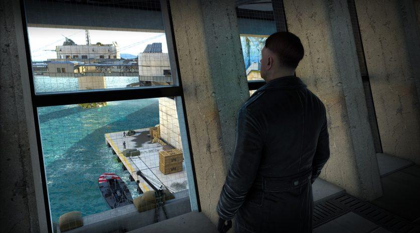 Sniper Elite 4 Target