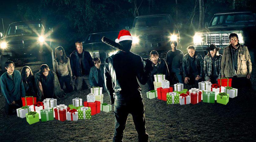 The Walking Dead Gift Guide feat