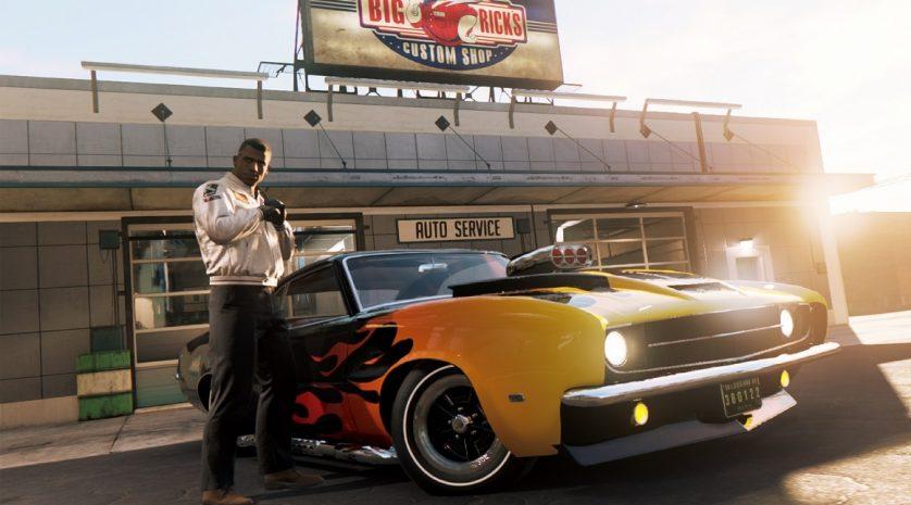 Mafia III custom