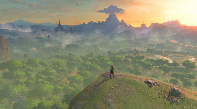 Zelda BOTW 1
