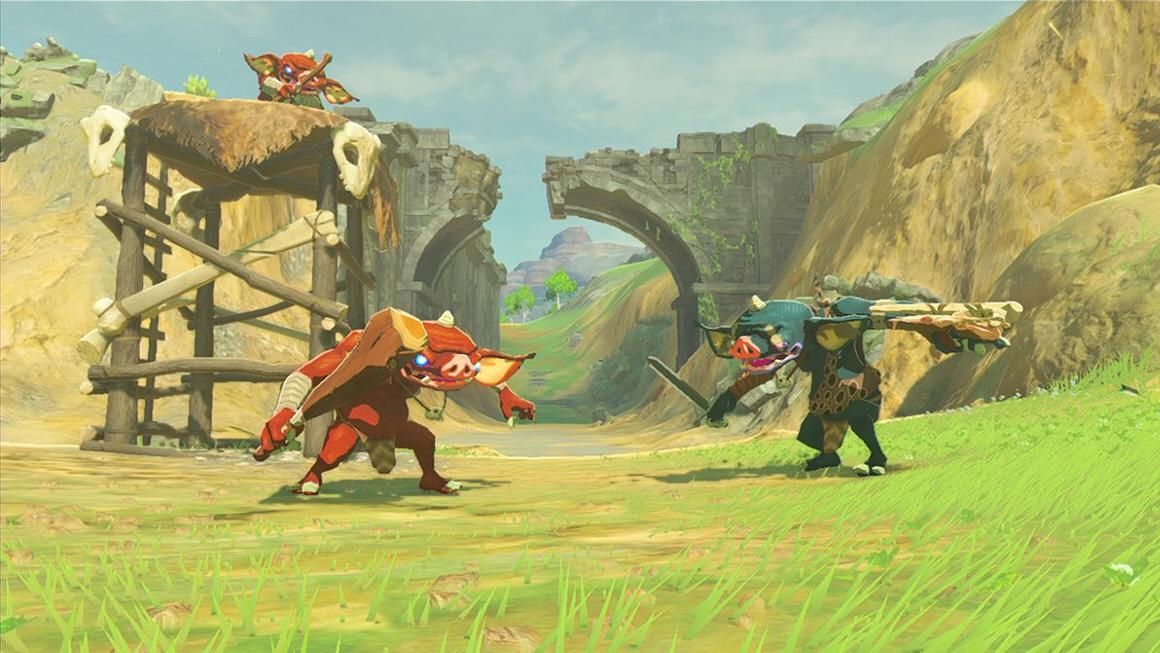 Zelda BOTW 3