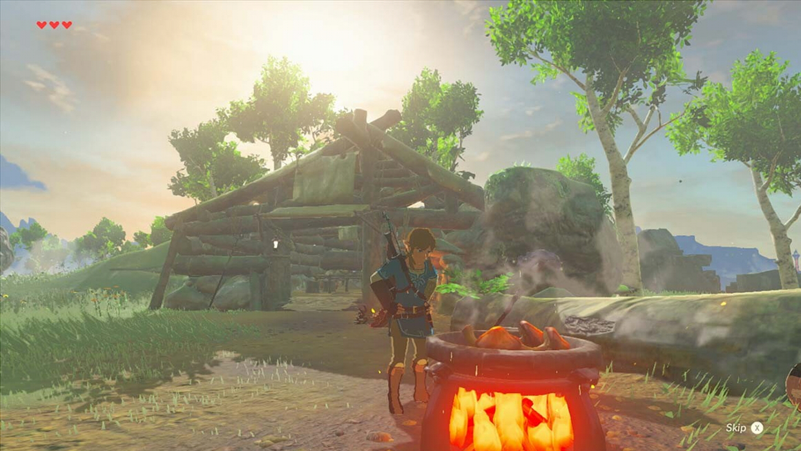 Zelda BOTW 4