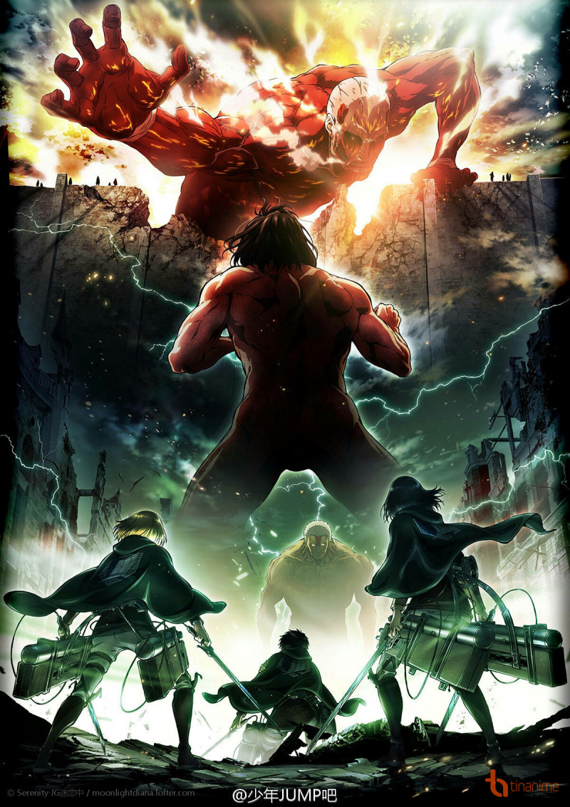 titan 2 poster