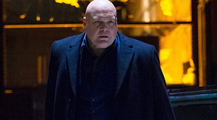 Vincent DOnofrio as Wilson Fisk feat