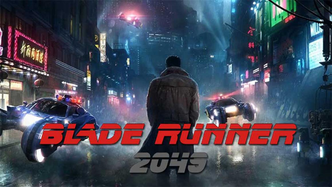 Resultado de imagem para blade runner 2049 banner