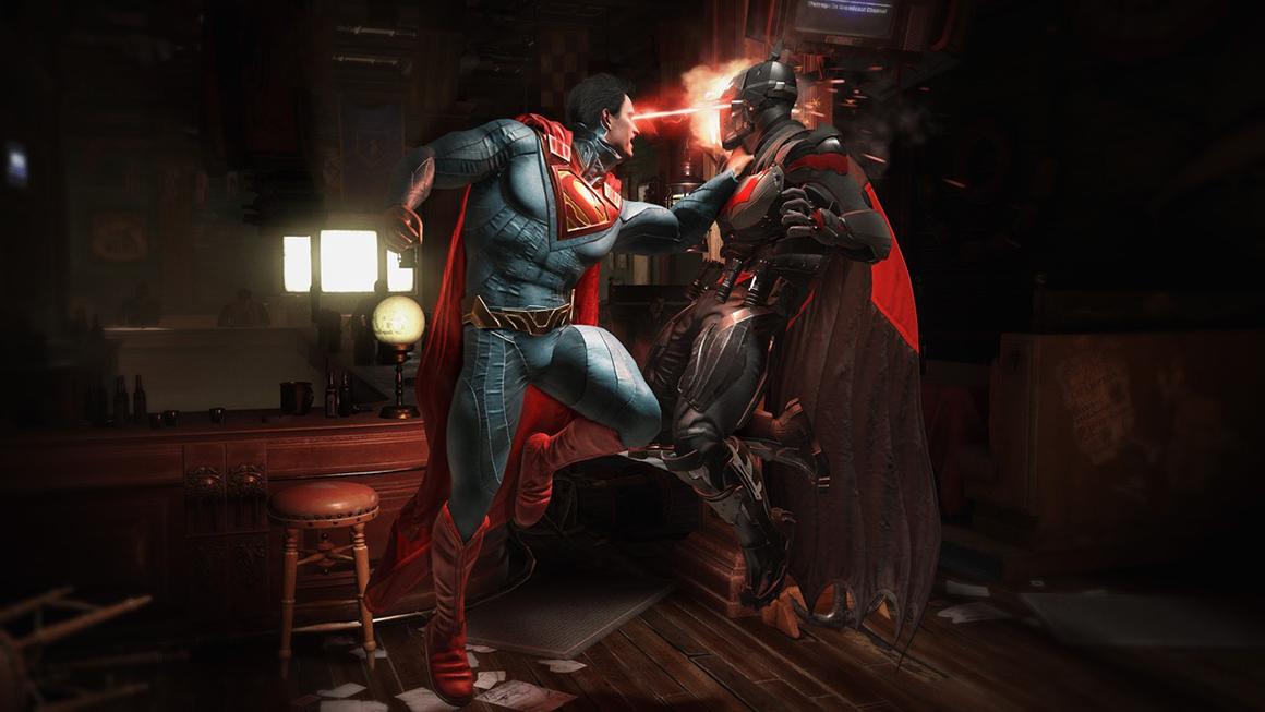 Injustice 2 header