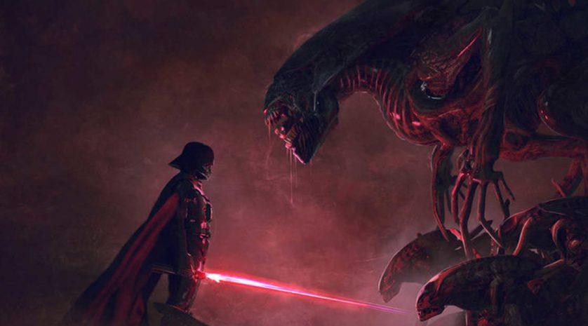 Darth-Vader-Xenomorph