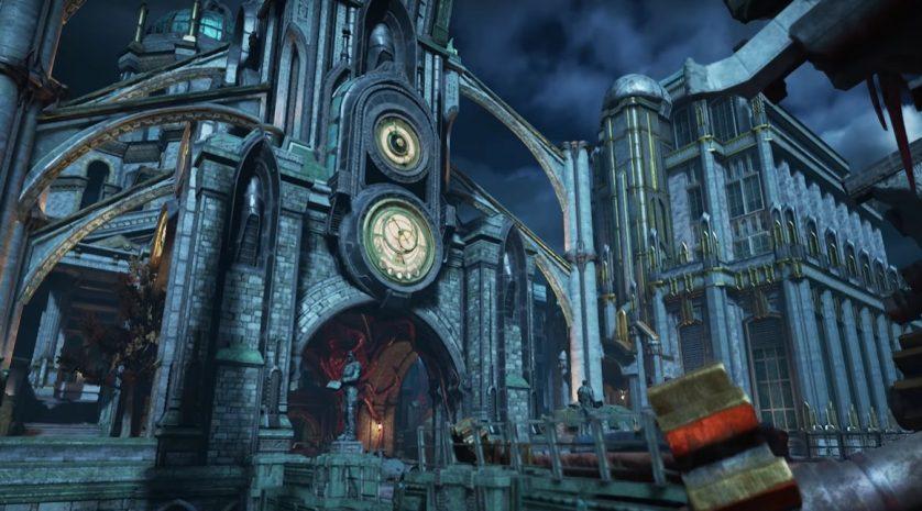 Gears of War 4 Clocktower