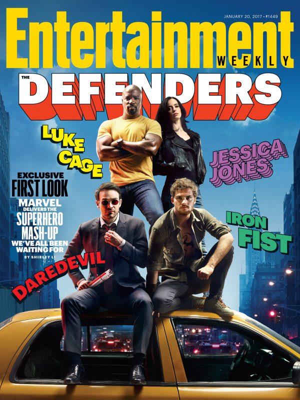 EW Defenders Cover
