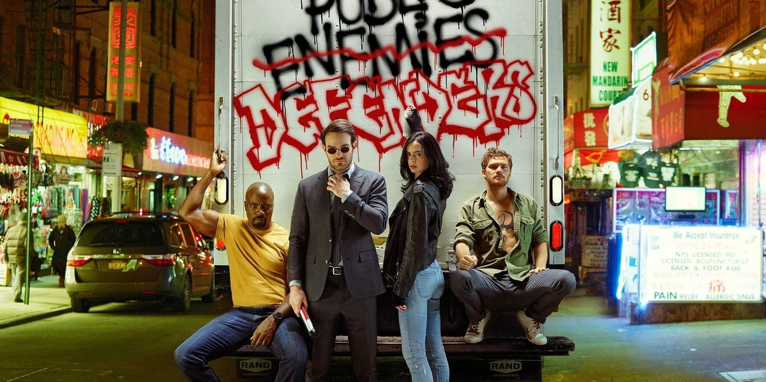 Defenders on the Street EW