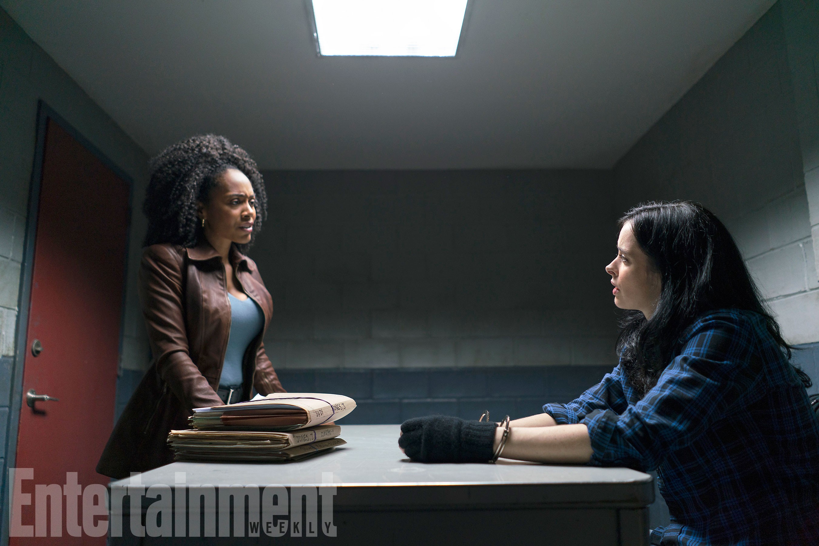 Defenders EW - Misty and Jessica