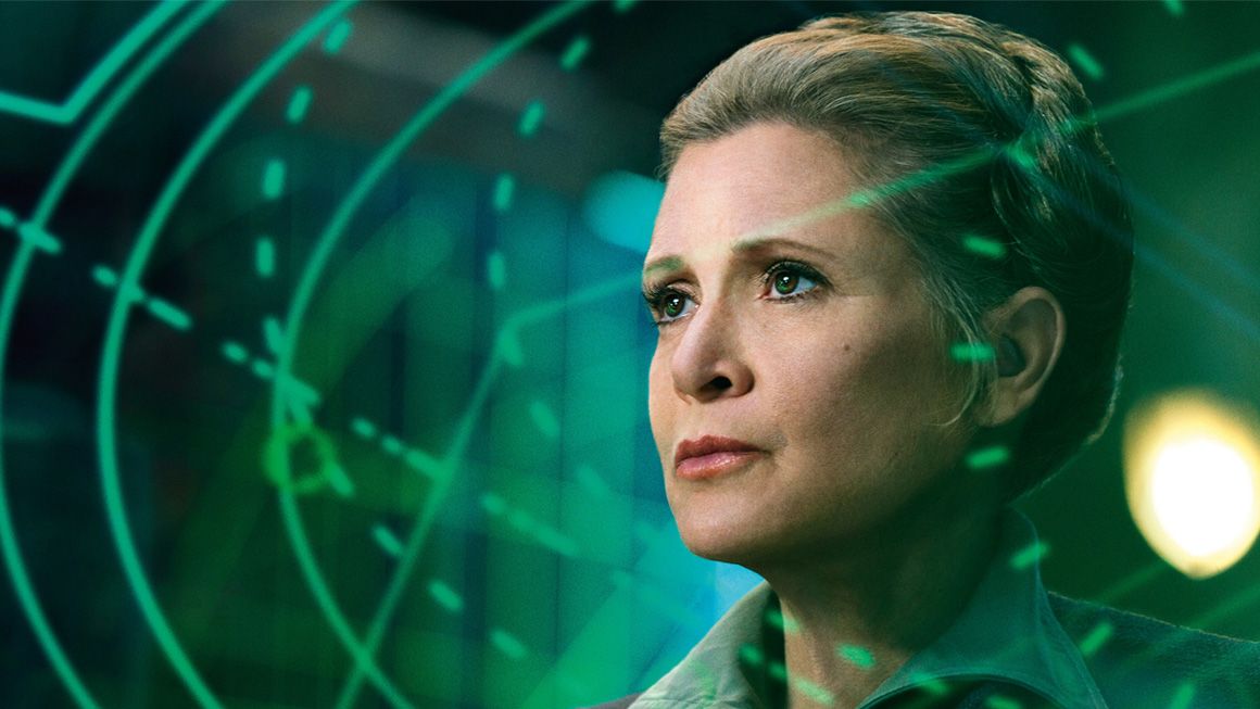 Lucasfilm won't digitally recreate Carrie Fisher's performance