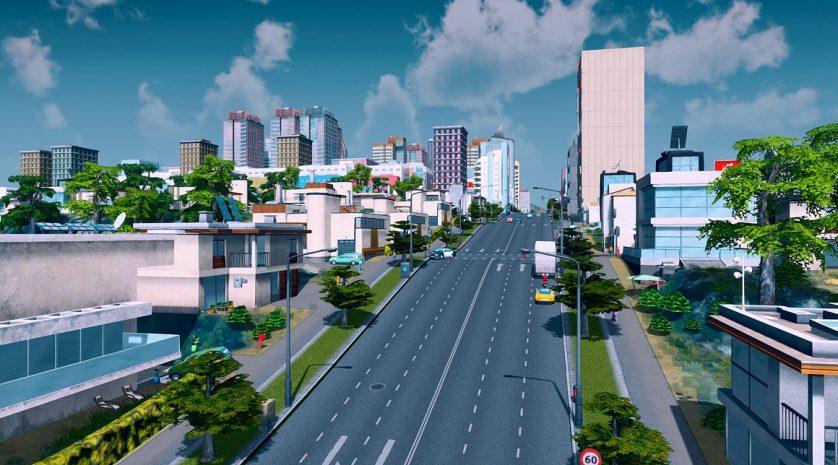 Cities Slylines