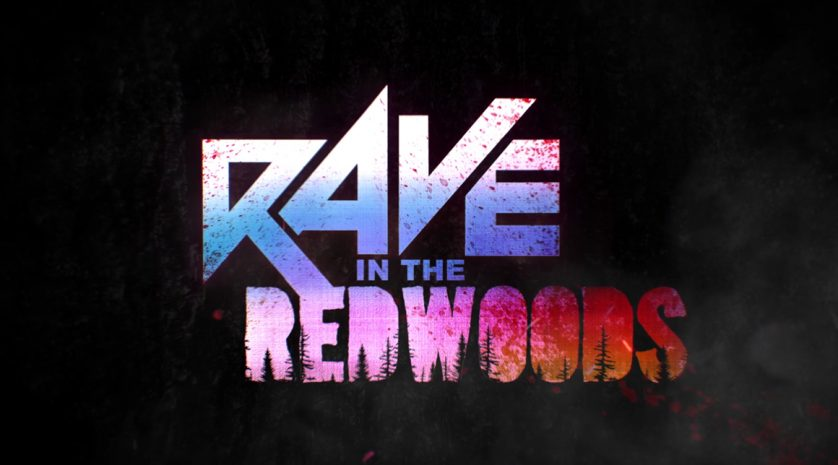 rave in the redwoods