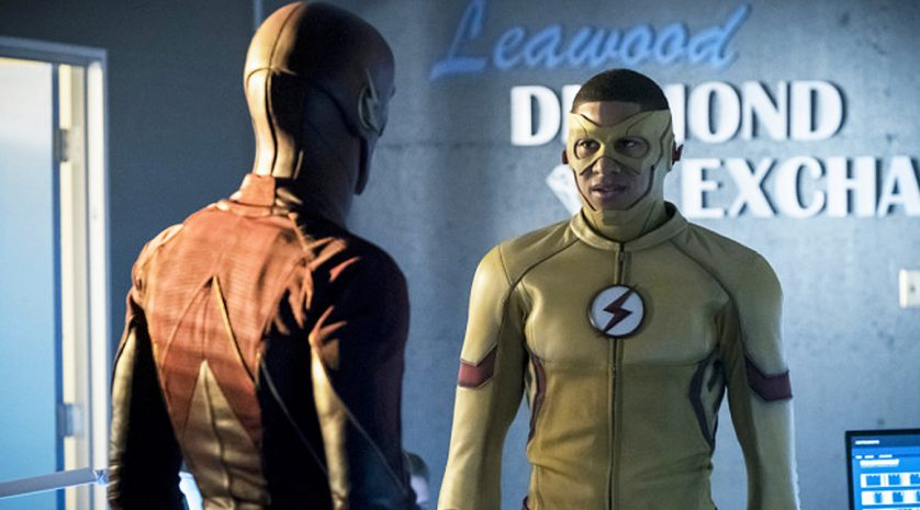 The Flash 310 Borrowed From the Future feat
