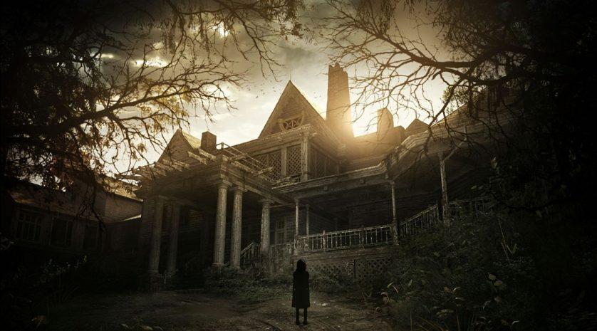 Resident Evil 7 exterior