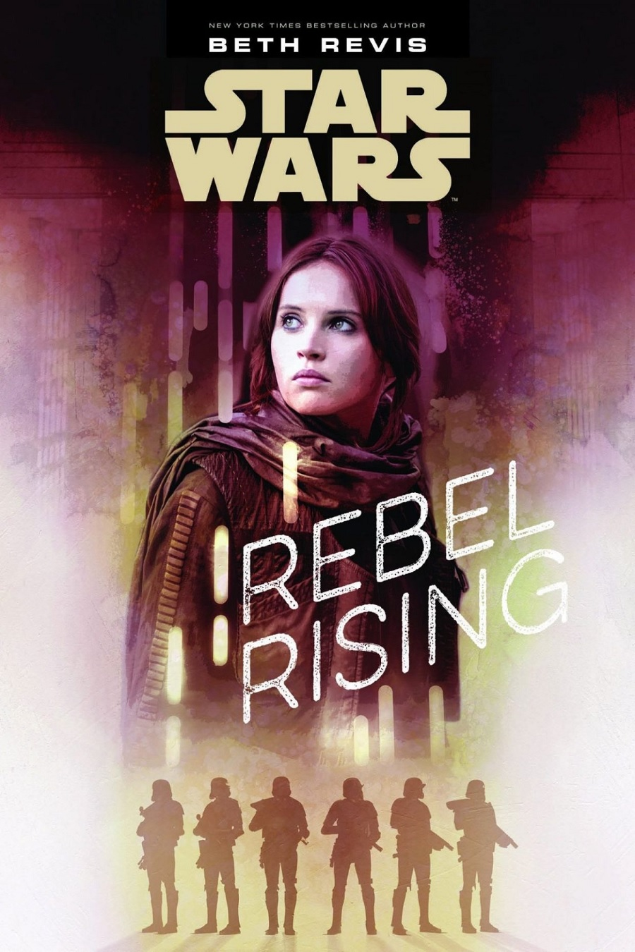 Star Wars Rebel Rising Cover Jyn Erso