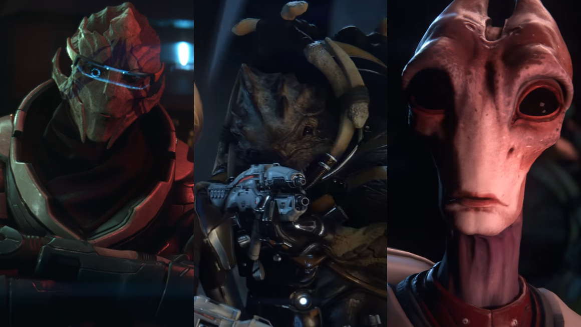 First Is Vetra A Female Turian Who Very Family Oriented She Can Be Spotted Briefly In Cinematic Trailer 2 Along With Drack And Kallo Jath