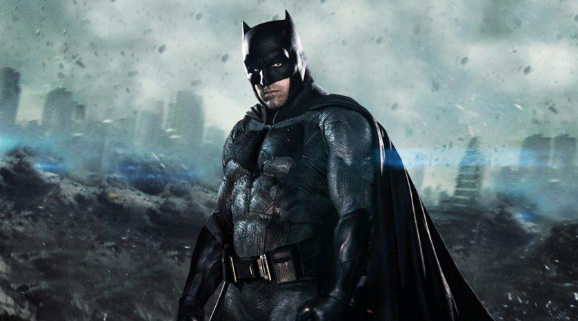 The Batman Ben Affleck Director feat