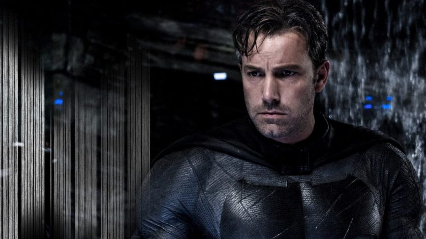 Ben Affleck as Batman in Dawn of Justice