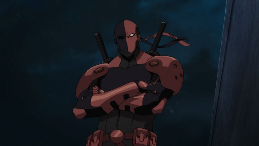 Teen Titans First Look - Deathstroke