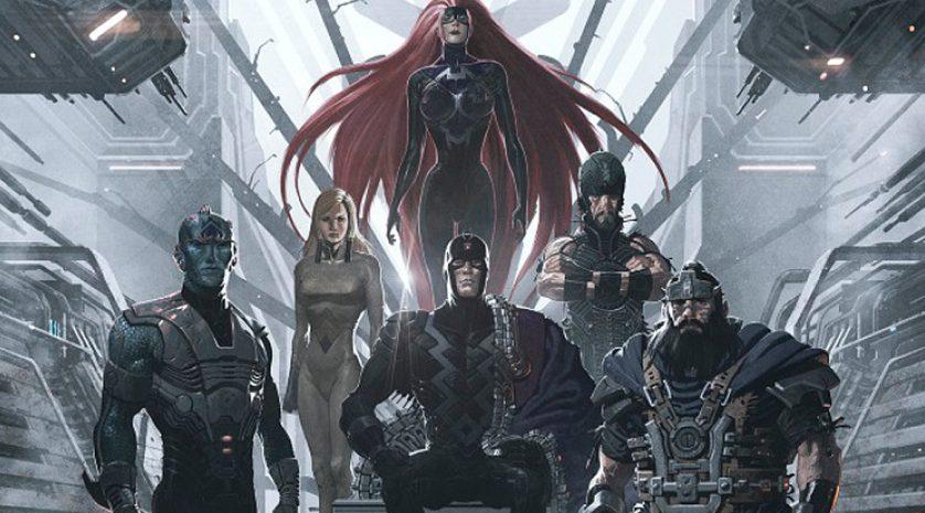 Inhumans Director and Cast Rumor feat