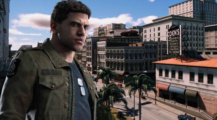 Mafia 3 city