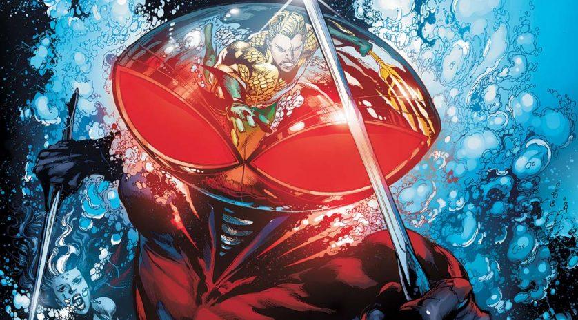 Aquaman Black Manta Cast feat