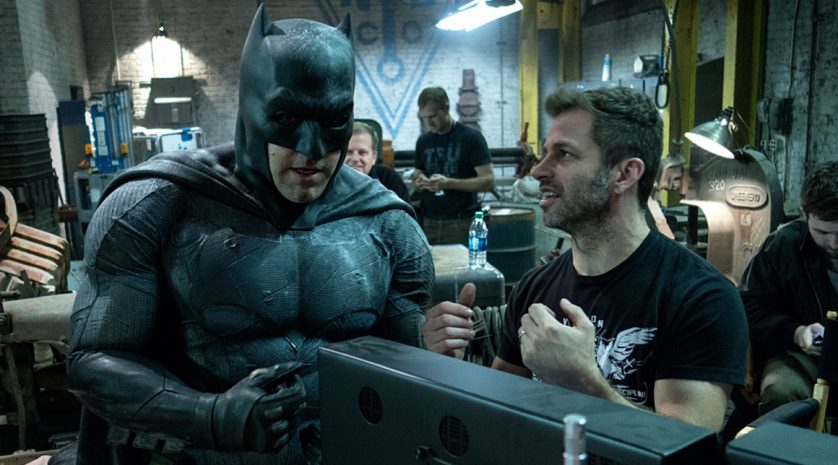 Who should direct the batman feat