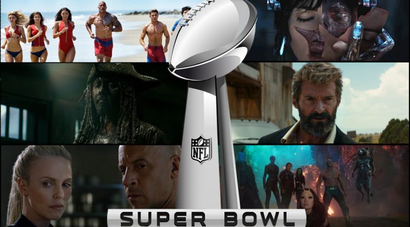 Best Super Bowl Movie Trailers