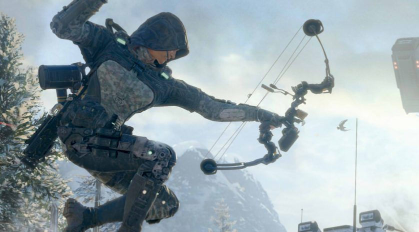 Call of Duty Black Ops III archer