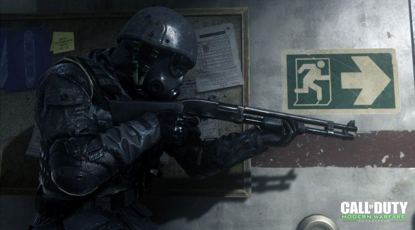 Modern Warfare 4 remastered
