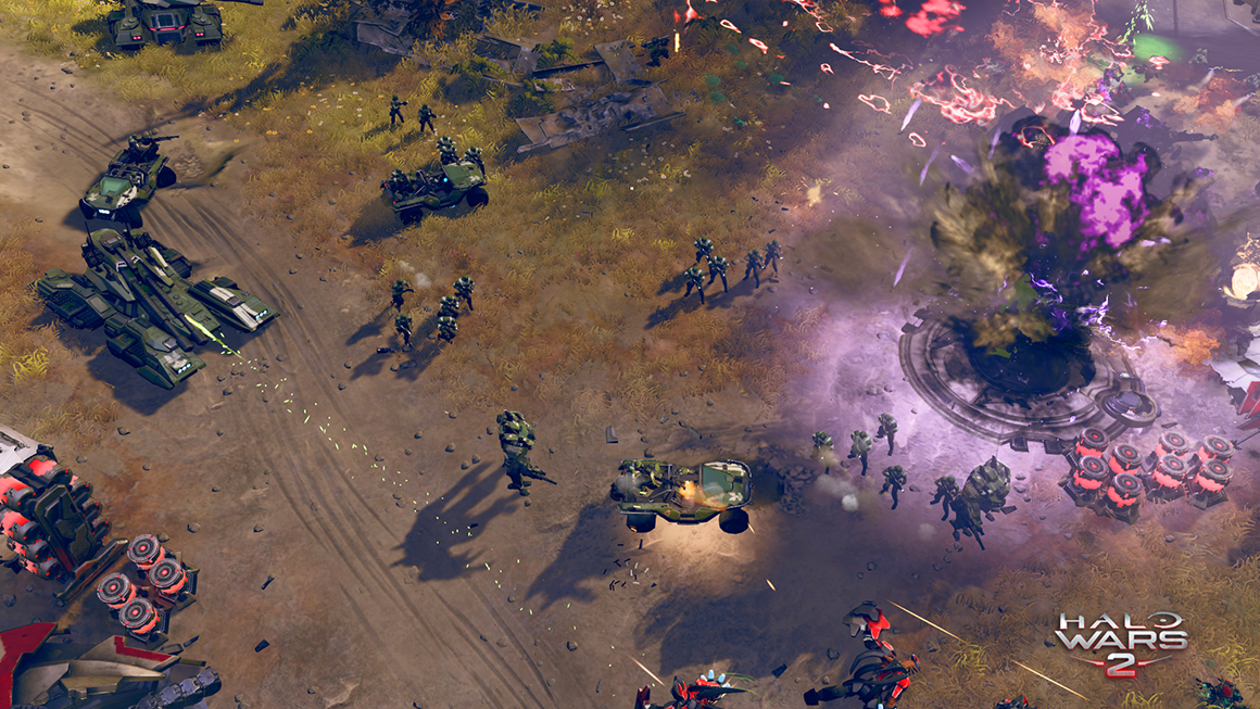 Halo Wars 2 Campaign Final Blow