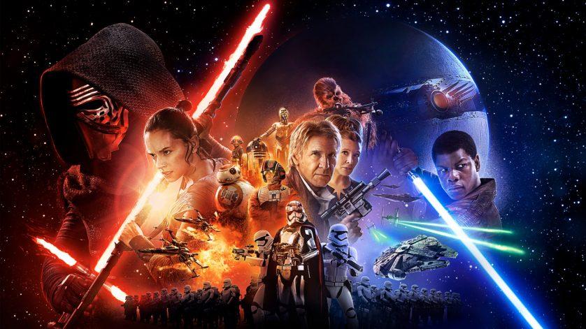 Slushoverse - Star Wars the Force Awakens