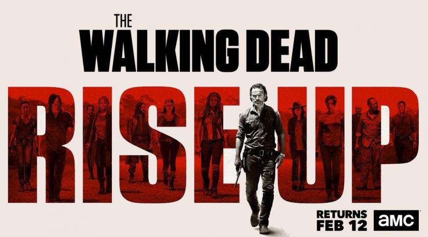 Walking Dead RIse UP