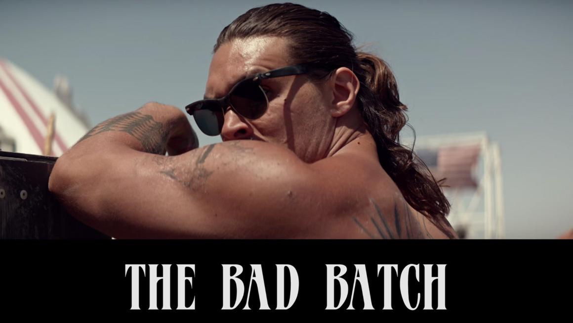 The Bad Batch | Romance canibal com Jason Momoa ganha três novos cartazes