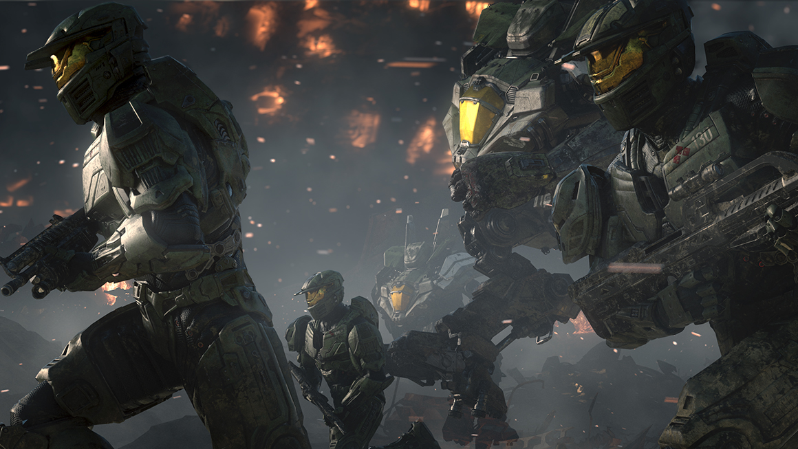 Halo Wars 2 Trailer Red Team Still