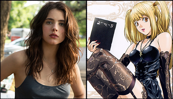 Death Note - Margaret Qually as Mia Sutton