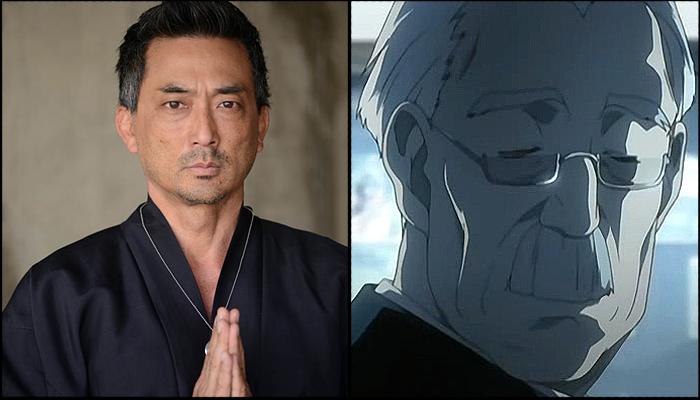 Death Note - Paul Nakauchi as Watari