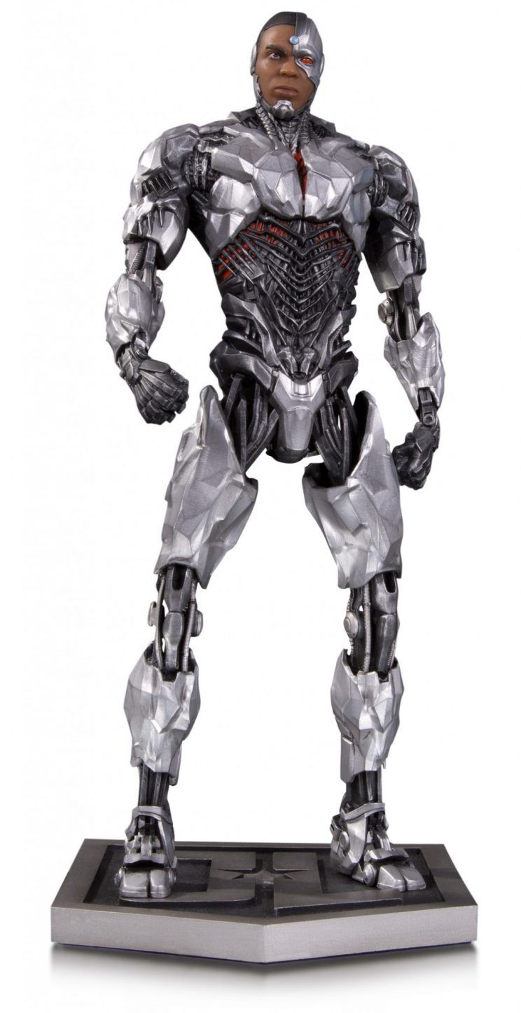 DC Collectibles Justice League - Cyborg