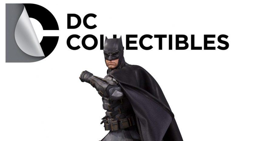 Justice League Statues