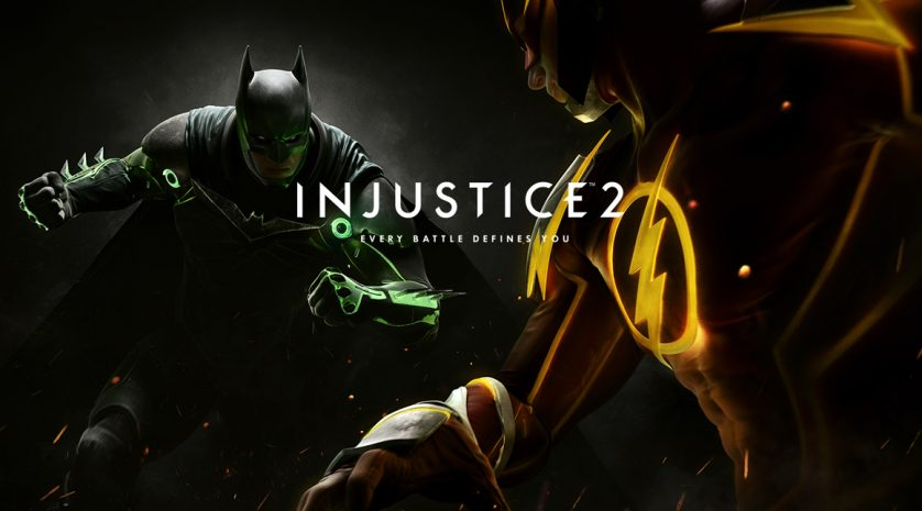 Injustice 2 Characters feat