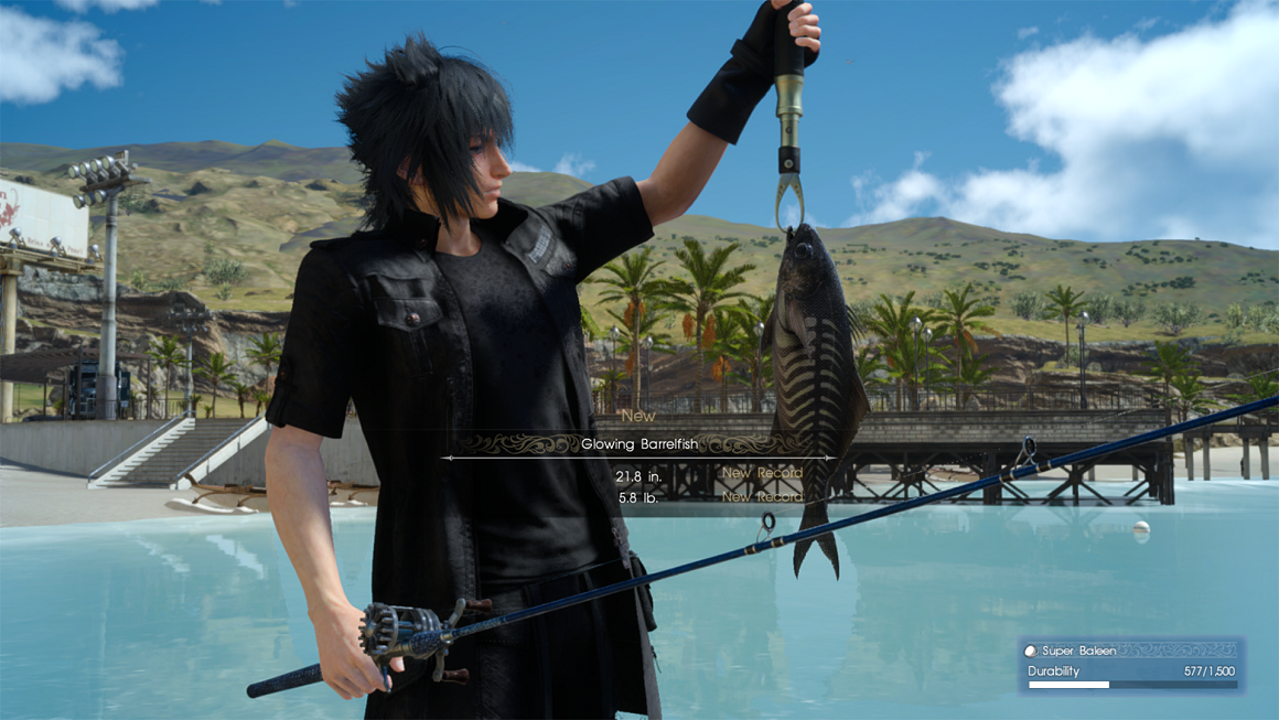 final fantasy xv s booster pack dlc arrives on xbox one