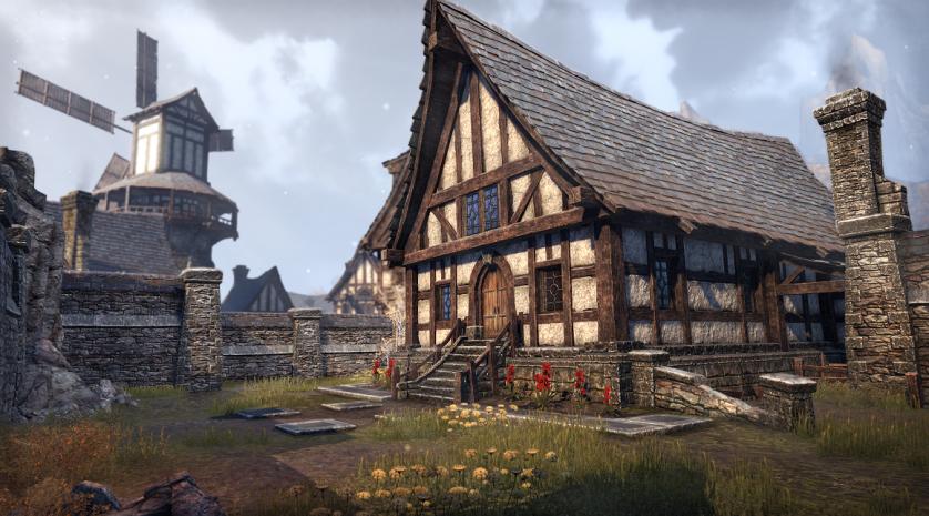 The Elder Scrolls Online Homestead