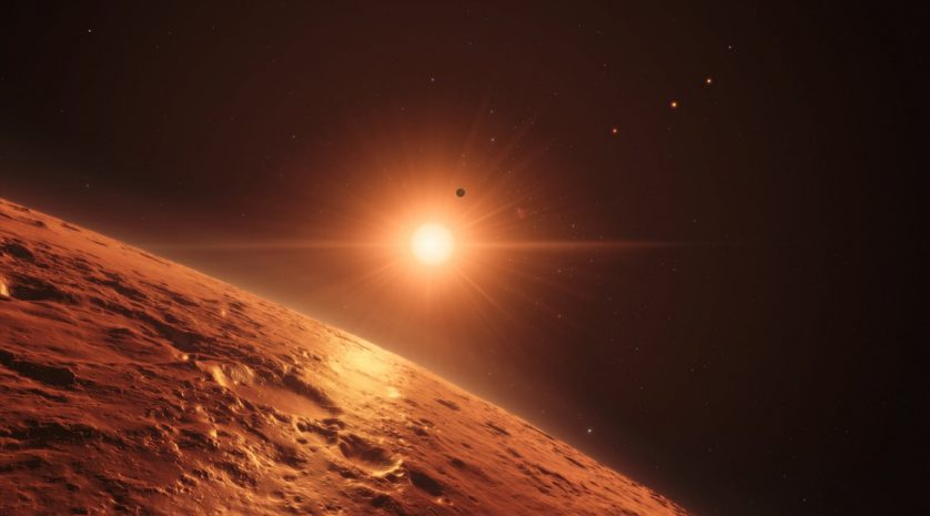 NASA's Big Announcement Reveals New Possibly Habitable Worlds feat