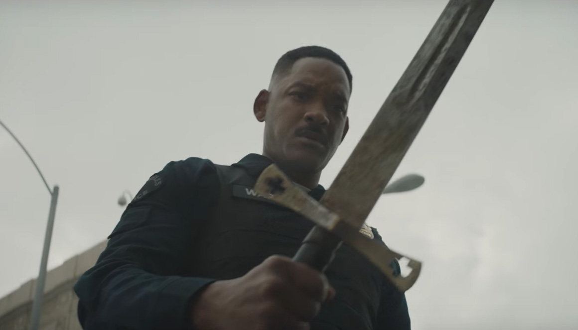 Netflix Bright Movie Starring Will Smith Teased For December 2017 Release