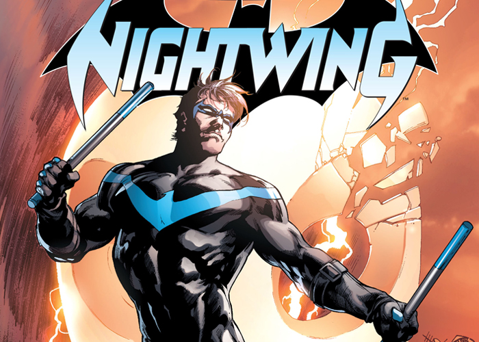 Dick Grayson AKA Nightwing